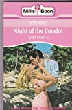 Front cover for the book Night of the Condor by Sara Craven