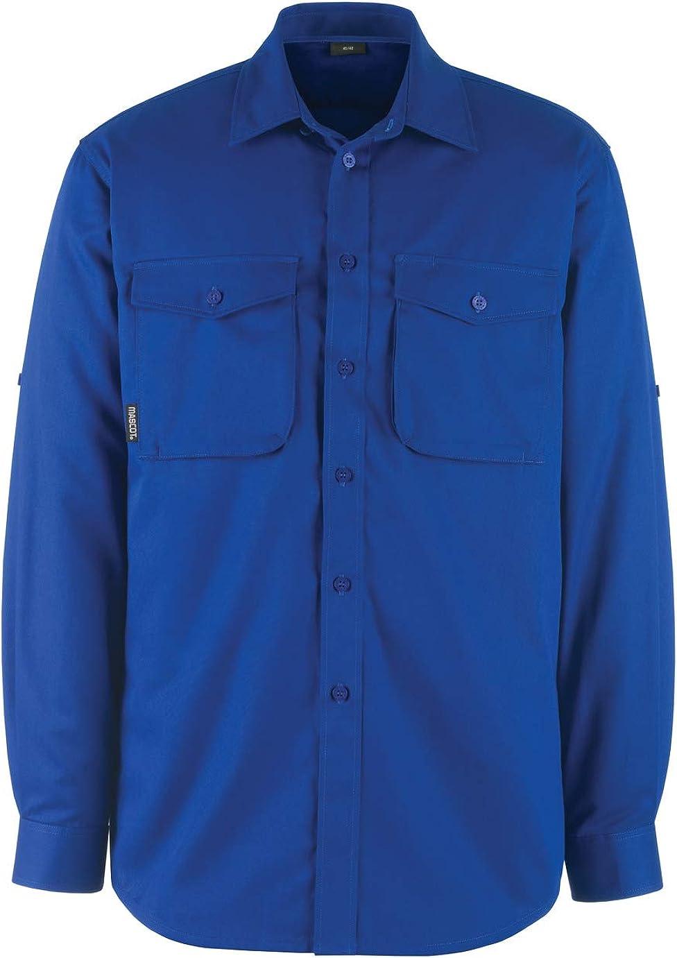 Mascot Mesa Camisa de Trabajo 13004-230 - Crossover Hombres ...