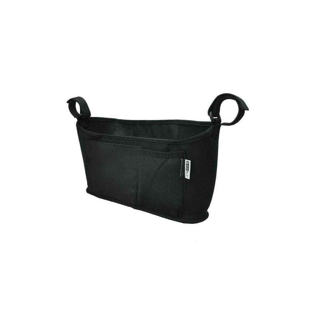 Amazon.com : SNHNY Universal Baby Stroller Organizer, Black ...