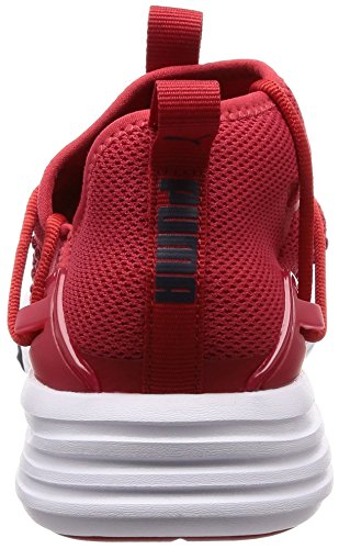 Chaussures Puma Fitness De Ribbon Pour Red Fusefit White Hommes Mantra puma rarqfxn