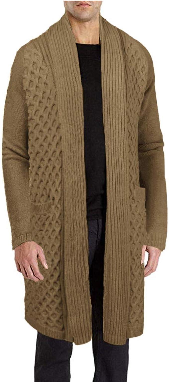 Gorgeous Men/'s Vogue Hot Sale Cardigan Sweater Coat Slim Fit Knitting Sweater