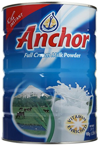 Anchor Full Cream Milk Powder -900g/2lb
