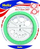 Helix 360° Angle and Circle Maker, Assorted Colors (36002)