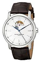 Baume & Mercier Men's 8688 Classima Executives Automatic Silver Dial Watch by Baume & Mercier