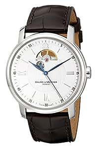 Baume & Mercier Men's 8688 Classima Executives Automatic Silver Dial Watch