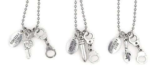 Amazon.com: Its All About...You! 3 Necklace Set: 21.6