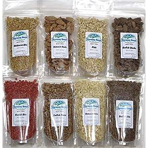 food tvp sampler