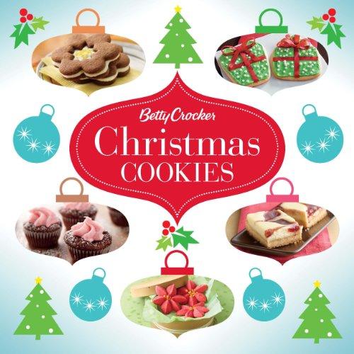 Betty Crocker Christmas Cookies (Betty Crocker Cooking) by Betty Crocker