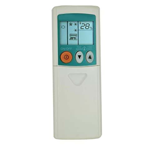 Universal Mitsubishi Electric Air Conditioner Remote Control (Display In  Celsius Only)
