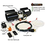 FAB-1100 Fireplace Blower Fan Kit for Lennox, Superior