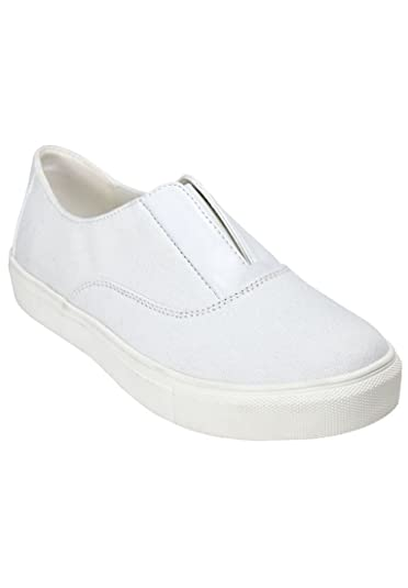 5998a861f72 Comfortview Maisy Sneaker - White