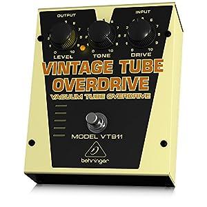 Behringer Vintage Tube Overdrive Vt911 Amazon Com