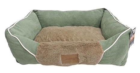 Tappeto Morbido Per Cani : In finta pelle scamosciata cuccia cucciolo di cane gatto morbido