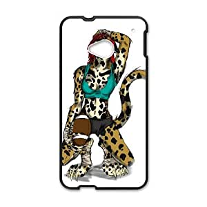 Jacksonville Jaguars HTC One M7 Cell Phone Case Black persent zhm004_8437730