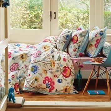 pip studio housse de couette percale floral fantasy
