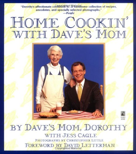 Home Cookin' with Dave's Mom by Jess Cagle, Dorothy Letterman