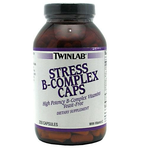 B Complex, Stress , 250 cap ( Multi-Pack)