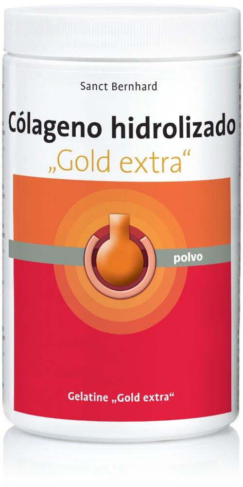 Colágeno hidrolizado Gelatina Gold - 525gr: Amazon.es: Deportes y aire libre