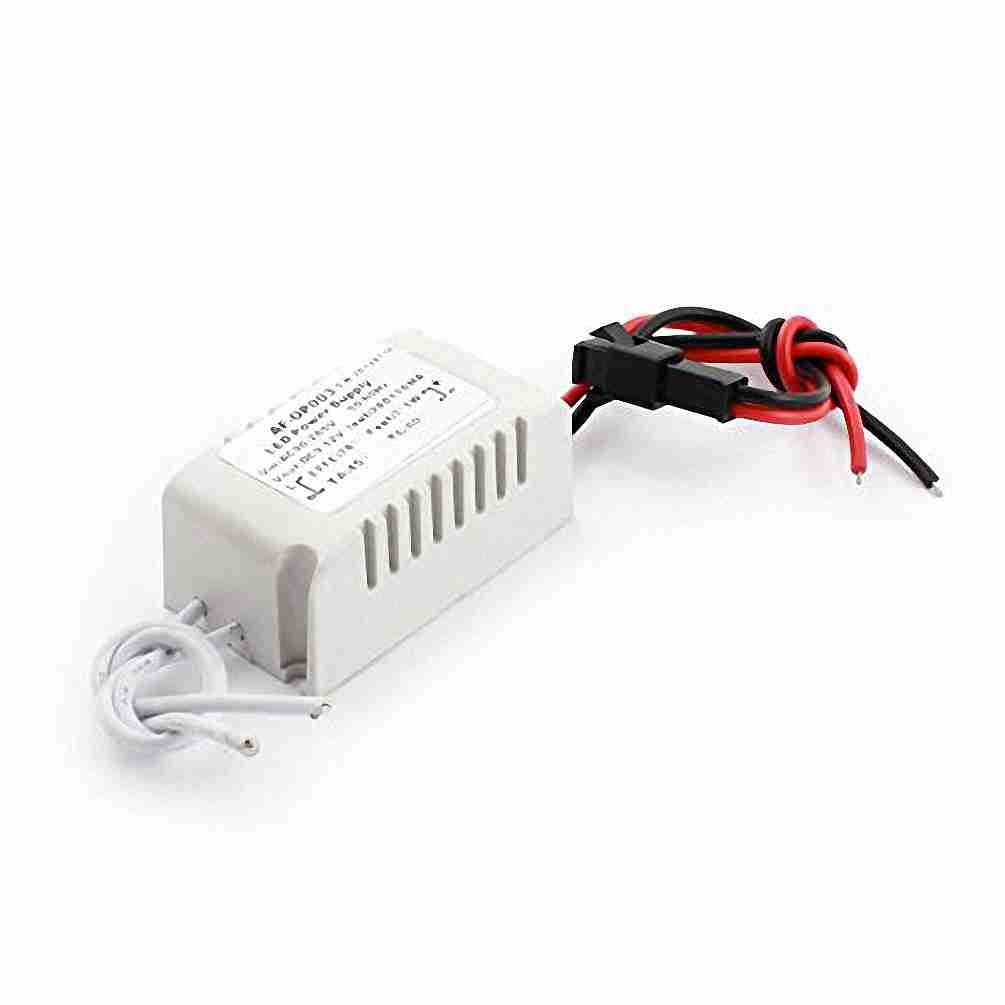 Move&Moving(TM) AC90-265V to DC9-12V Power Supply Driver Gray for 3x1W LED Strip Light