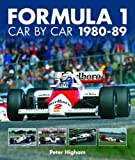 Fórmula 1: Coche en auto: 1980-89