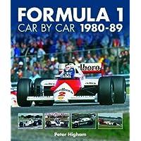 Formula 1 Car by Car 1980 - 1989