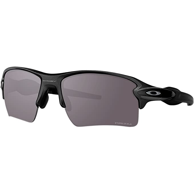 8a5779238210 Oakley Flak 2.0 XL Sunglasses, Steel, Prizm Daily Polarized: Oakley ...
