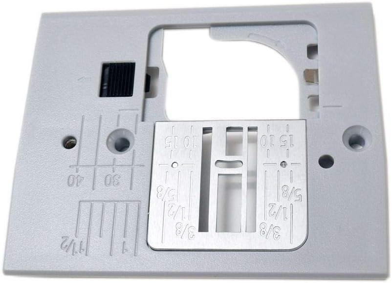 Kenmore 508612000 - Placa de aguja para máquina de coser: Amazon ...