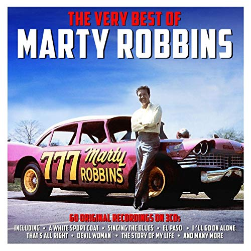 THE VERY BEST OF (The Best Of Marty Robbins)