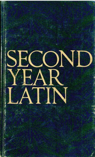 Jenney's Fourth Year Latin Hardcover Prentice Hall Grade 8-12 Textbook 1990