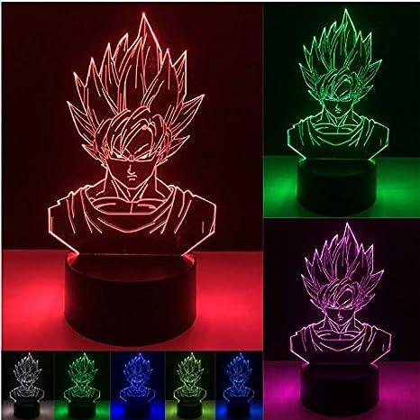 Klsoo Dragon Ball Super Saiyan God Goku Figuras De Acción ...