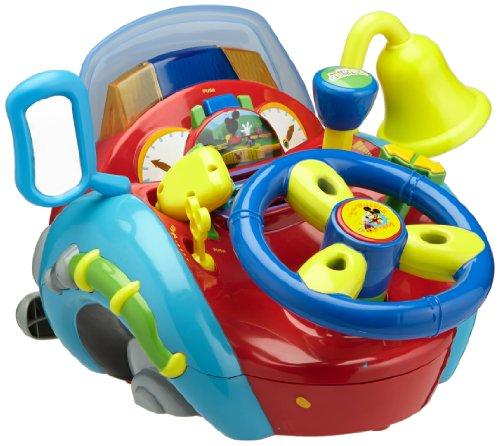 IMC Toys Mickey Mouse 180055 – Juego de conducción para bebés
