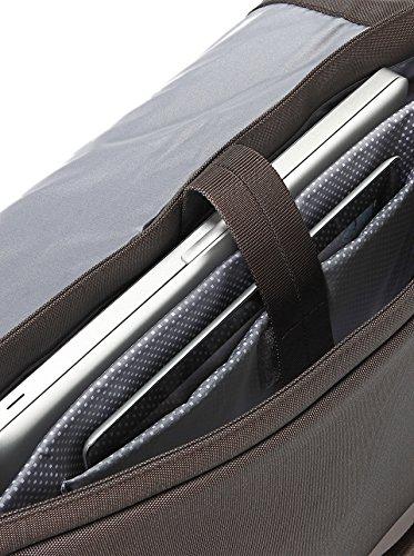"""Nava Design Borsa Portalaptop 15.6"""" Dot_Com Marrone"""