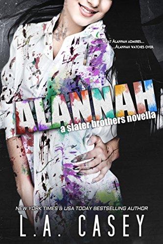ALANNAH: Slater Brothers Book 5.5