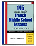 img - for French Middle School Lesson Plans (French Edition) book / textbook / text book