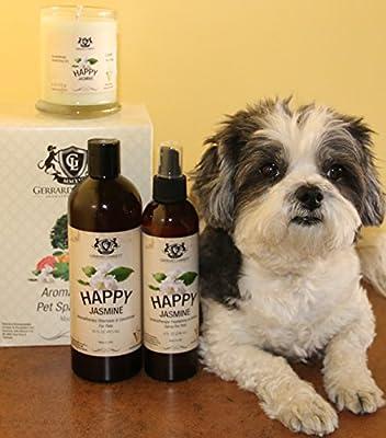 De-stress Lavender & Chamomile Aromatherapy Freshening & Shining Spray For Pets, Dog Grooming Spray, Dog Perfume, Dog Cologne & Pet Odor Eliminator