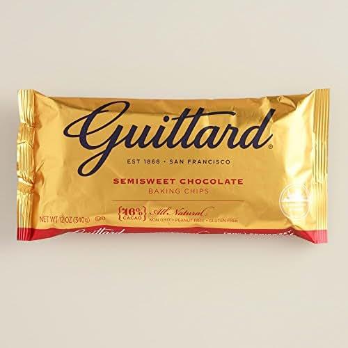 Baking Chips & Chocolate: Guittard Semi-Sweet Chocolate Baking Chips