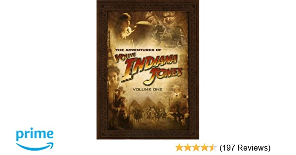 Amazon com: The Adventures of Young Indiana Jones, Volume