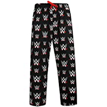 WWE Mens' World Wrestling Entertainment Lounge Pant