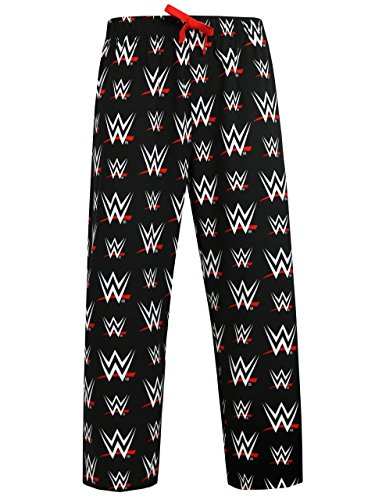 WWE Mens' World Wrestling Entertainment Lounge Pant Size Small by WWE