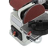 "Belt Disc Combo Sander, Heavy Duty 6"" Grinding Disc"
