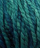 Grande Hand Dyed 100% Baby Alpaca Yarn - #7 Baltic Blue