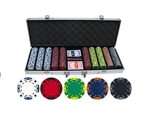 13.5g 500pc Z Striped Poker Clay Striped Poker Chip 500pc Set B013XRAX44, 吉岡町:b3a36cb3 --- itxassou.fr