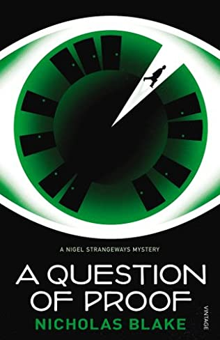 book cover of A Question of Proof