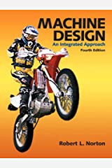 Machine Design: An Integrated Approach Hardcover