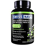 Swiss Navy Strong Male Enhancement, 30 Count