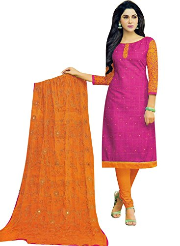 Indian Cotton Salwar Kameez - 3