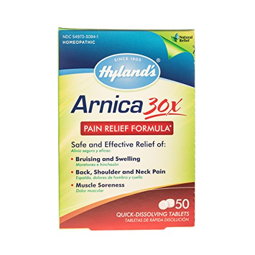 Arnica Montana 30x Tablets by Hyland
