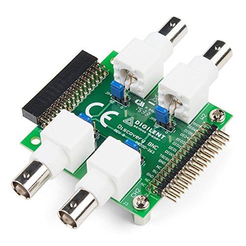 Electronics123 Digilent BNC Adapter Board