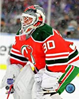 "Martin Brodeur New Jersey Devils NHL Action @ Yankee Stadium Photo (Size: 8"" x 10"")"