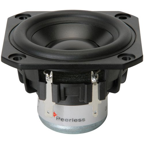 "Peerless by Tymphany 830984 2-1/2"" Full Range Woofer"